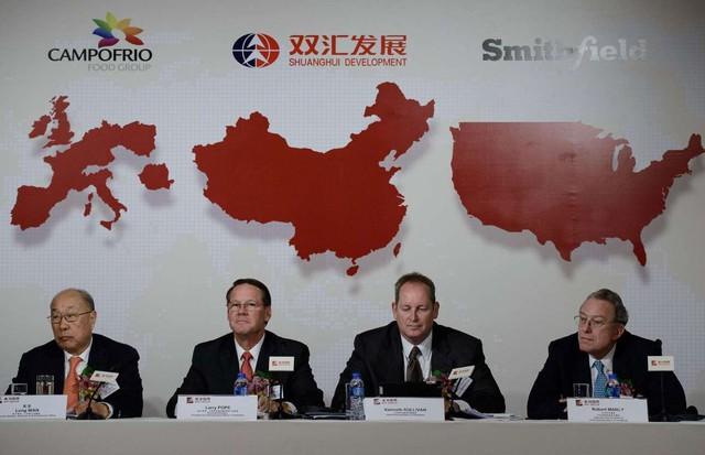 Doanh nghiệp Trung Quốc thâu tóm những gì ở nước ngoài? - Ảnh 3.