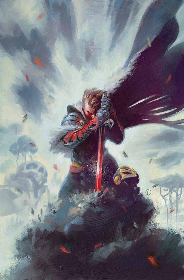 Tin chính thức: Tài tử thủ vai Jon Snow, Kit Harrington sẽ trở thành siêu anh hùng Black Knight của Vũ trụ Điện ảnh Marvel! - Ảnh 1.