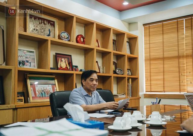 """Hiệu trưởng ĐH Ngoại thương: Tự hào là """"Harvard Việt Nam"""", sinh viên tốt nghiệp có quyền được đòi hỏi mức lương cao, xứng đáng - Ảnh 12."""
