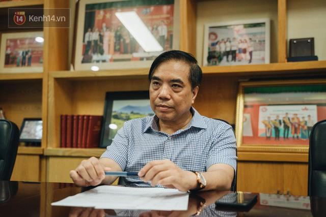 """Hiệu trưởng ĐH Ngoại thương: Tự hào là """"Harvard Việt Nam"""", sinh viên tốt nghiệp có quyền được đòi hỏi mức lương cao, xứng đáng - Ảnh 4."""