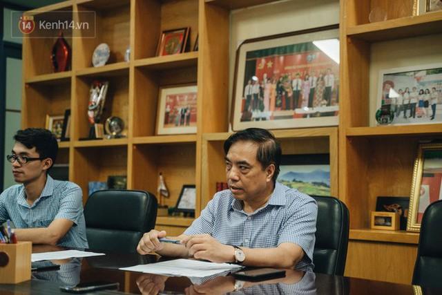 """Hiệu trưởng ĐH Ngoại thương: Tự hào là """"Harvard Việt Nam"""", sinh viên tốt nghiệp có quyền được đòi hỏi mức lương cao, xứng đáng - Ảnh 5."""