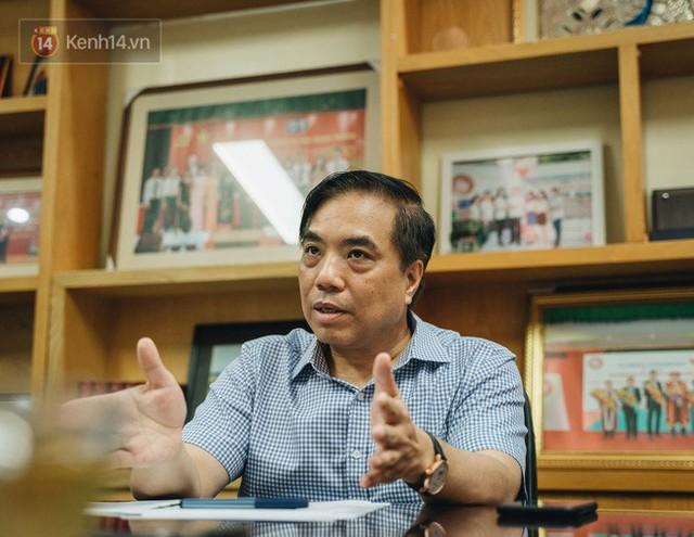 """Hiệu trưởng ĐH Ngoại thương: Tự hào là """"Harvard Việt Nam"""", sinh viên tốt nghiệp có quyền được đòi hỏi mức lương cao, xứng đáng - Ảnh 8."""