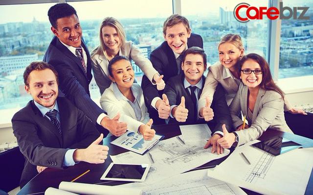 Kết bạn với những đồng nghiệp có 4 ưu điểm này sẽ giúp sự nghiệp của bạn thăng hoa rực rỡ - Ảnh 1.
