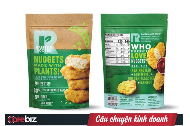 Chúng ta sắp được đến KFC ăn thịt viên và cánh gà chiên nhưng không làm từ gà, không chỉ tốt cho sức khỏe mà còn giúp bảo vệ môi trường - Ảnh 2.