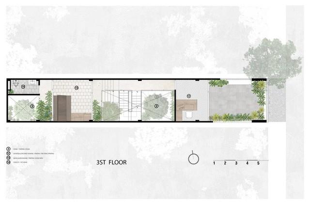 Không cần đập đi xây lại, căn nhà 5 người ở vẫn trở thành tòa văn phòng hạng sang - Ảnh 15.