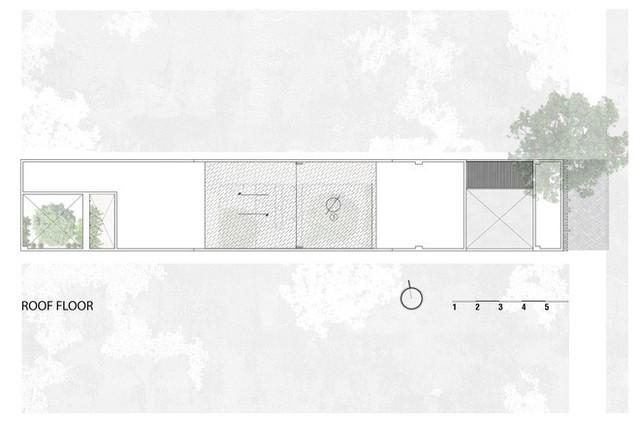 Không cần đập đi xây lại, căn nhà 5 người ở vẫn trở thành tòa văn phòng hạng sang - Ảnh 16.