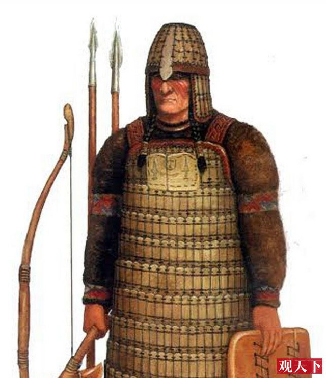 Phát hiện những bộ áo giáp chiến binh kì lạ nhất trong lịch sử nhân loại tại Bắc Cực, làm bằng sừng tuần lộc - Ảnh 3.
