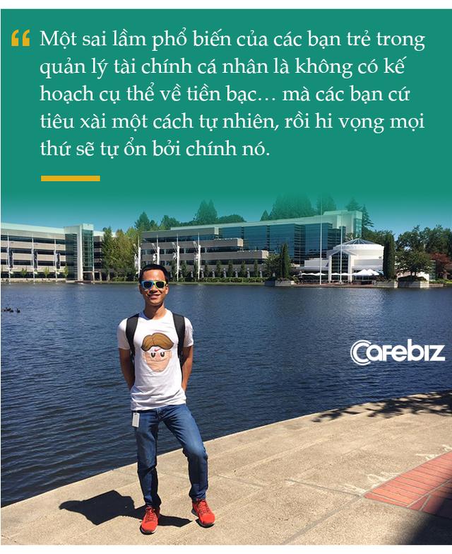 Mẹo quản tiền của chàng trai Việt đang là nhân viên của Amazon: 3 tháng đi xem phim một lần, tự pha chế trà sữa tại nhà, đi du lịch miễn phí nhờ thẻ tín dụng, học đầu tư càng sớm càng tốt - Ảnh 5.