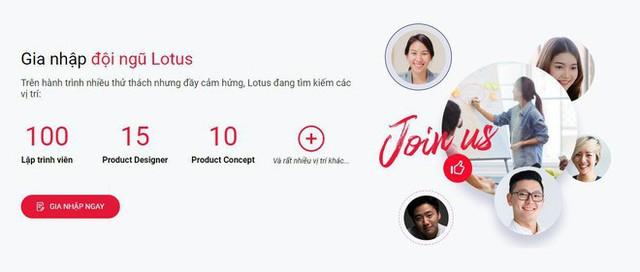 Mạng xã hội Lotus đang tuyển dụng nhiều vị trí hấp dẫn, có công việc liên quan đến lập trình, AI, Big Data, máy học... - Ảnh 2.