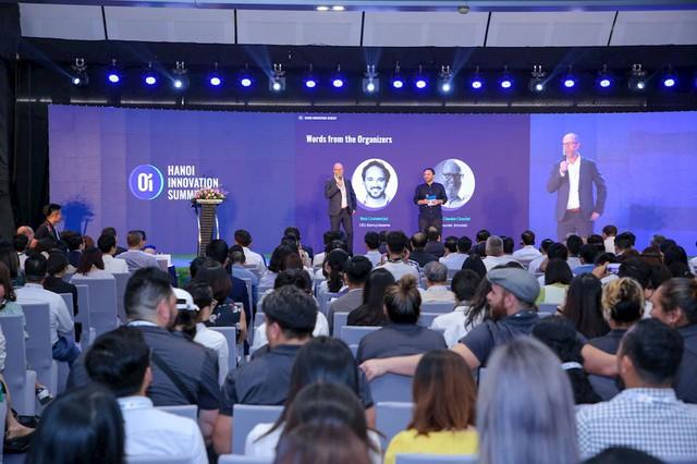Ông Nguyễn Đức Chung: Hà Nội sẽ tạo môi trường hấp dẫn, an toàn cho các nhà đầu tư, startup - Ảnh 1.