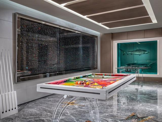 empathy suite tại palms casino resort - photo 11 15670437250171389391235 - Bên trong căn phòng khách sạn đắt nhất thế giới 2,3 tỷ đồng/đêm