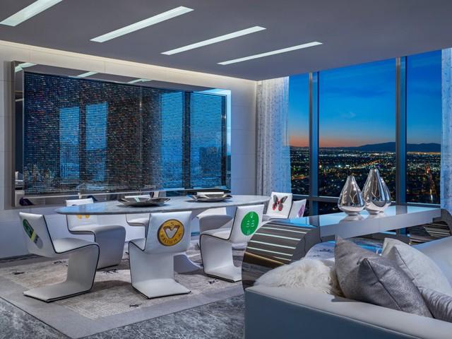 empathy suite tại palms casino resort - photo 12 1567043725019649186235 - Bên trong căn phòng khách sạn đắt nhất thế giới 2,3 tỷ đồng/đêm