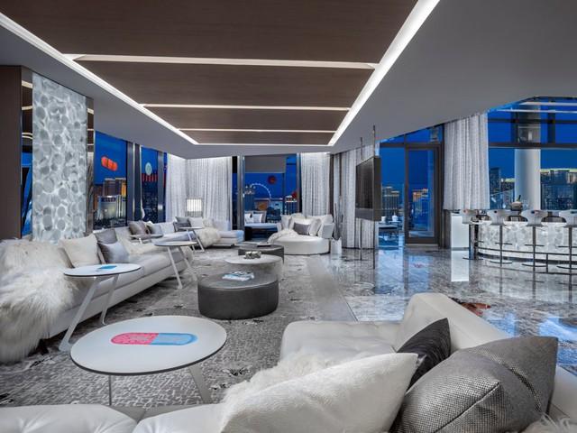 empathy suite tại palms casino resort - photo 3 15670437249912122024476 - Bên trong căn phòng khách sạn đắt nhất thế giới 2,3 tỷ đồng/đêm