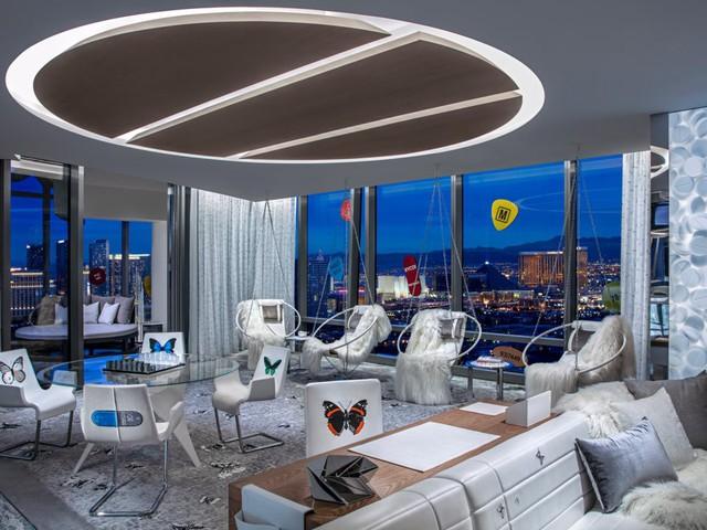 empathy suite tại palms casino resort - photo 4 15670437249931930864933 - Bên trong căn phòng khách sạn đắt nhất thế giới 2,3 tỷ đồng/đêm