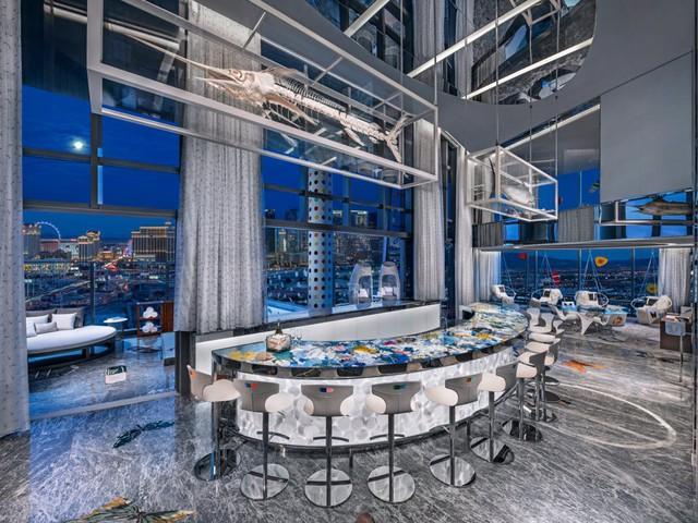 empathy suite tại palms casino resort - photo 5 1567043724996133243496 - Bên trong căn phòng khách sạn đắt nhất thế giới 2,3 tỷ đồng/đêm