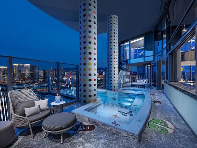 empathy suite tại palms casino resort - photo 6 15670437250012119358278 - Bên trong căn phòng khách sạn đắt nhất thế giới 2,3 tỷ đồng/đêm