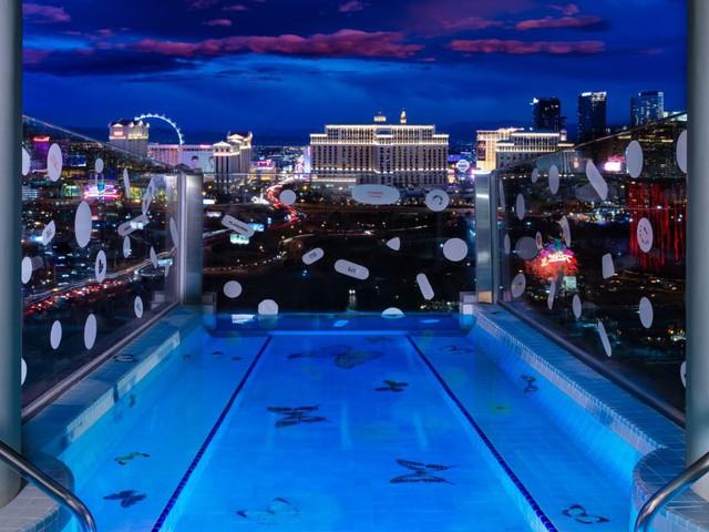 empathy suite tại palms casino resort - photo 7 15670437250051932425581 - Bên trong căn phòng khách sạn đắt nhất thế giới 2,3 tỷ đồng/đêm