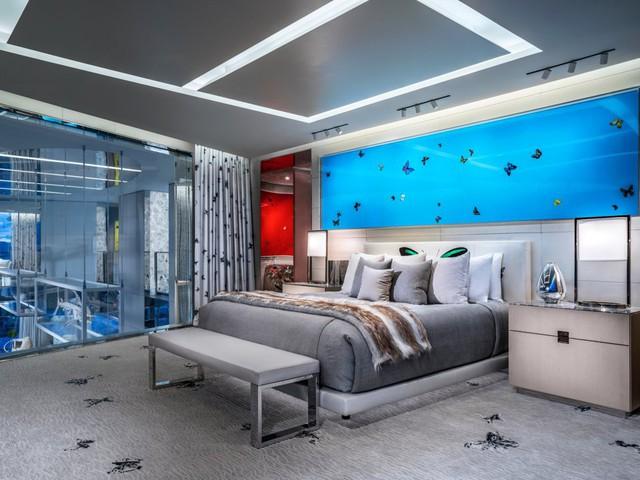 empathy suite tại palms casino resort - photo 8 15670437250061296945795 - Bên trong căn phòng khách sạn đắt nhất thế giới 2,3 tỷ đồng/đêm