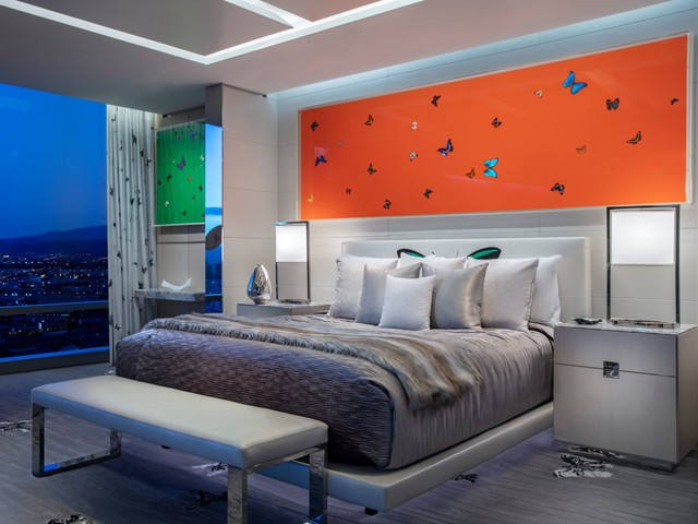 empathy suite tại palms casino resort - photo 9 1567043725009942550344 - Bên trong căn phòng khách sạn đắt nhất thế giới 2,3 tỷ đồng/đêm