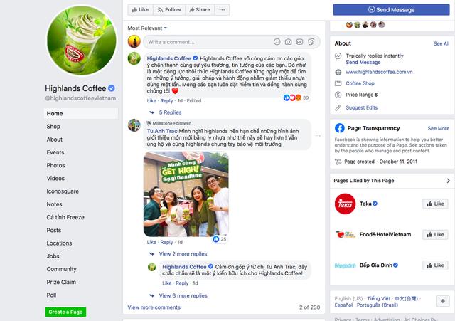 Highlands Coffee không phải cá biệt! Còn nhiều doanh nghiệp tại Việt Nam đang tiền hậu bất nhất, thờ ơ với việc hạn chế sử dụng nilon và đồ nhựa dùng một lần! - Ảnh 1.