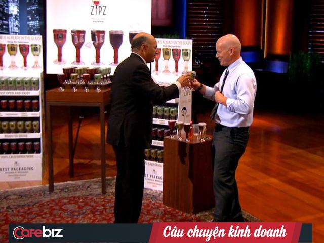 Zipz Wine - Startup bán rượu vang trong túi zip: Ý tưởng xuất chúng trở thành thương vụ lớn nhất lịch sử Shark Tank Mỹ, nay chỉ là tấm gương thất bại trong dẫn chứng của shark Bình - Ảnh 2.