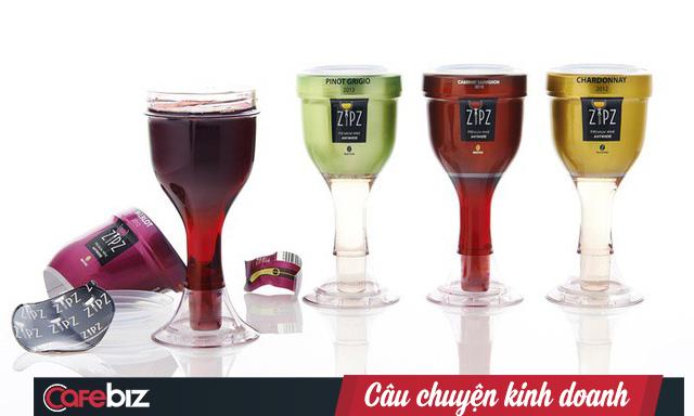 Zipz Wine - Startup bán rượu vang trong túi zip: Ý tưởng xuất chúng trở thành thương vụ lớn nhất lịch sử Shark Tank Mỹ, nay chỉ là tấm gương thất bại trong dẫn chứng của shark Bình - Ảnh 1.