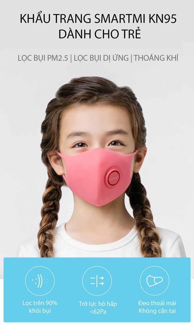 Những loại khẩu trang lọc không khí cực tốt, giúp tránh khói bụi và ô nhiễm sau vụ cháy Công ty Rạng Đông - Ảnh 11.