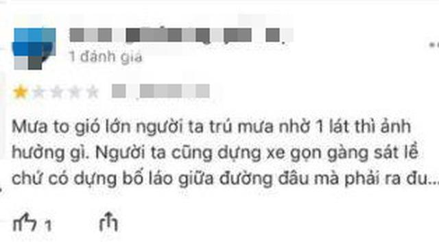 Khách sạn 5 sao nơi nam bảo vệ đuổi người trú mưa ở Hà Nội bị dân mạng đồng loạt rate 1 sao - Ảnh 4.