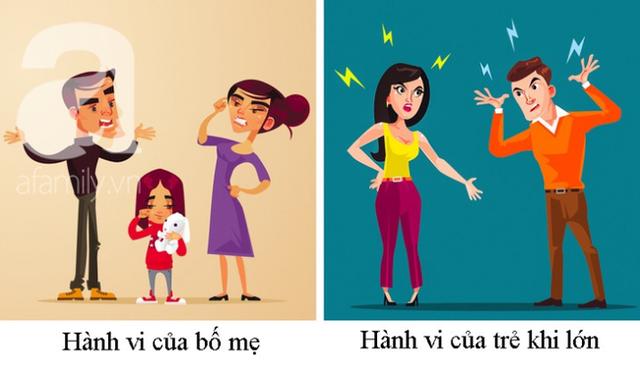 8 sai lầm của cha mẹ khiến con lớn lên sẽ hình thành tính cách xấu - Ảnh 5.