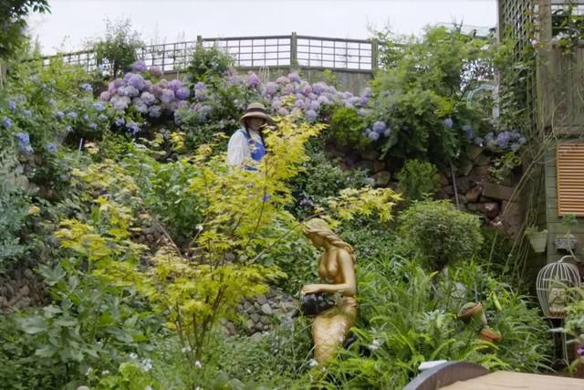 Ngôi nhà trên đồi với tầm nhìn xanh mát yên bình của người phụ nữ nghỉ hưu ở tuổi 42, rời thành thị về quê sinh sống - Ảnh 8.