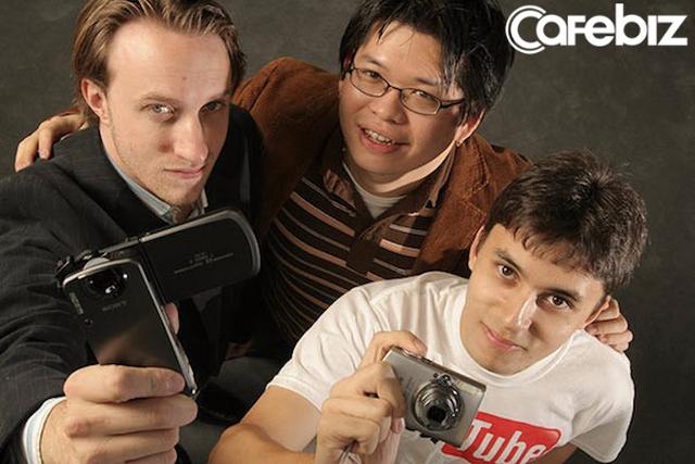 Chuyện khởi nghiệp kì lạ của Steven Chen - người đồng sáng lập Youtube: 28 tuổi kiếm trăm triệu đô, 30 tuổi khởi nghiệp lần hai, phát hiện mắc u não và đưa ra quyết định lạ lùng  - Ảnh 3.