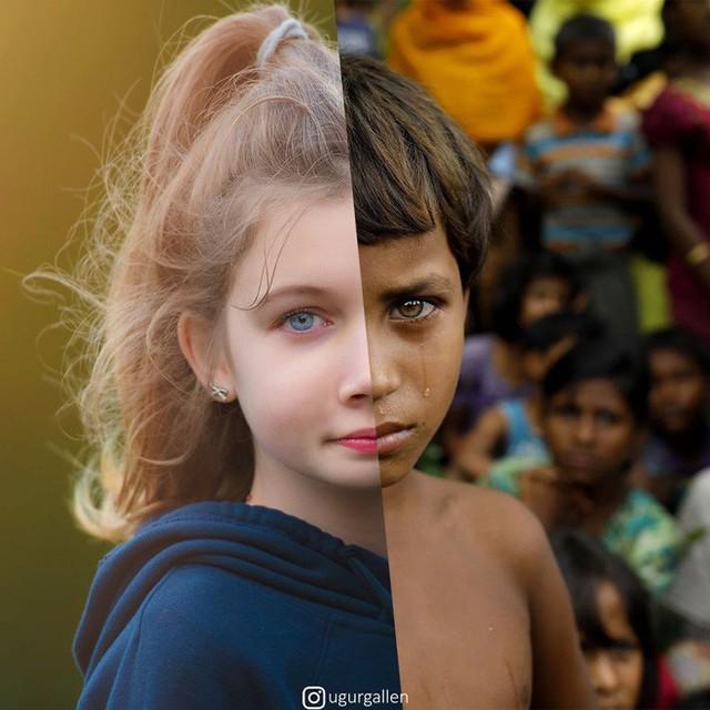 [Pic] Một bức ảnh hai thế giới cho thấy sự tương phản khiến chúng ta phải suy ngẫm - Ảnh 15.