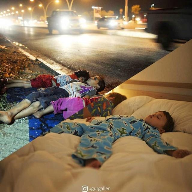 [Pic] Một bức ảnh hai thế giới cho thấy sự tương phản khiến chúng ta phải suy ngẫm - Ảnh 20.