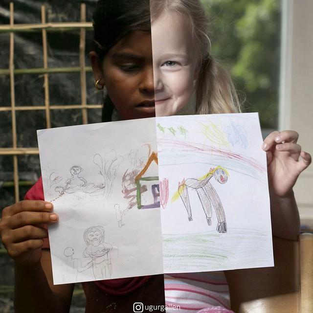 [Pic] Một bức ảnh hai thế giới cho thấy sự tương phản khiến chúng ta phải suy ngẫm - Ảnh 22.
