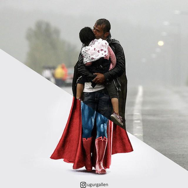[Pic] Một bức ảnh hai thế giới cho thấy sự tương phản khiến chúng ta phải suy ngẫm - Ảnh 4.