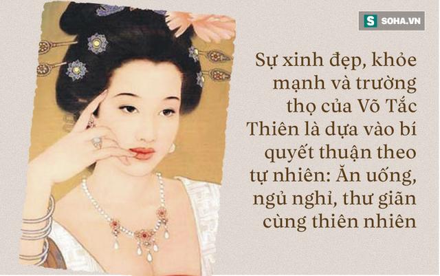 Võ Tắc Thiên: Nữ vương sống thọ, khỏe mạnh và xinh đẹp bậc nhất TQ nhờ 2 chữ vàng - Ảnh 5.