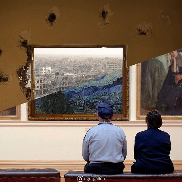 [Pic] Một bức ảnh hai thế giới cho thấy sự tương phản khiến chúng ta phải suy ngẫm - Ảnh 6.