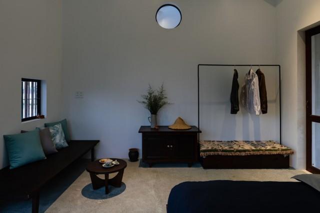 Homestay làm từ vật liệu tự nhiên thân thiện môi trường - Ảnh 8.