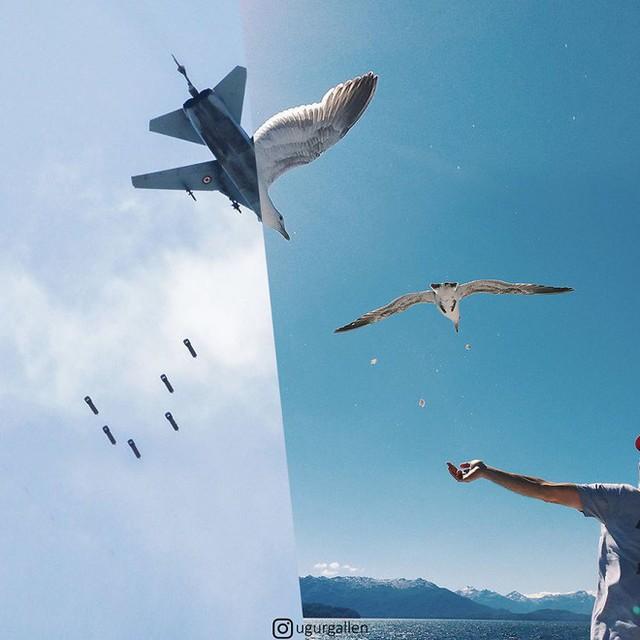 [Pic] Một bức ảnh hai thế giới cho thấy sự tương phản khiến chúng ta phải suy ngẫm - Ảnh 9.