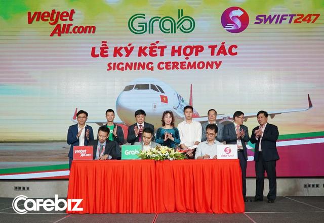 Deal khủng của năm: Vietjet bất ngờ bắt tay Grab, CEO Nguyễn Thị Phương Thảo tuyên bố đây sẽ là bước đi mới nhất trên con đường trở thành một Consumer Airline - Ảnh 2.