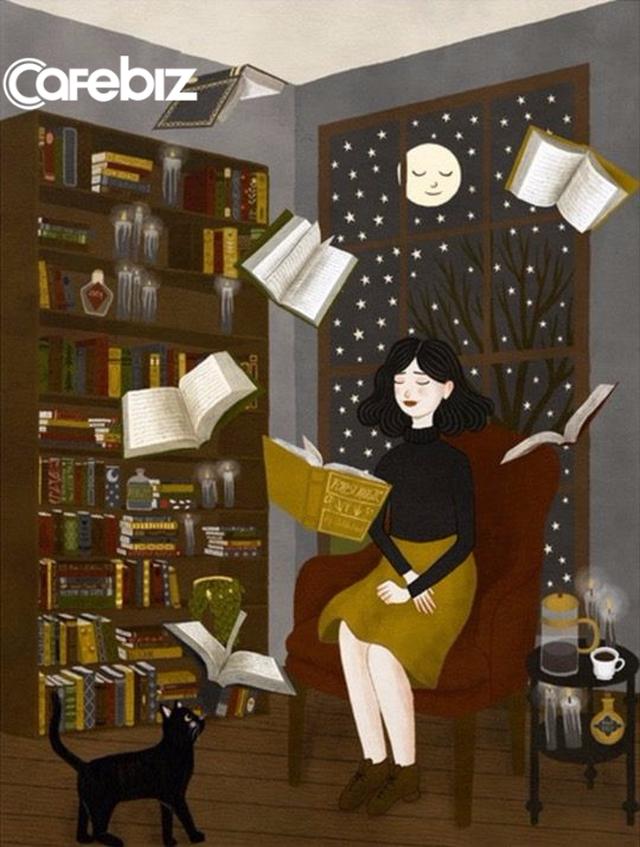 Bạn sẽ không thể trụ lâu giữa cuộc đời này nếu như tất cả những gì bạn đọc chỉ là một quyển sách toàn giấy trắng! - Ảnh 1.