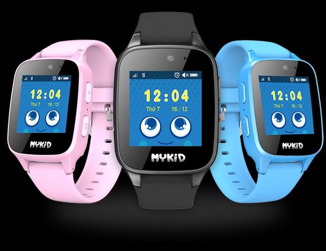 Đồng hồ định vị cho trẻ em giúp bố mẹ quản lý con cái - Ảnh 2.