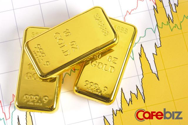 Chiến tranh thương mại leo thang: Vàng thế giới lên đỉnh 6 năm, vàng trong nước vượt 41 triệu đồng/lượng - Ảnh 1.