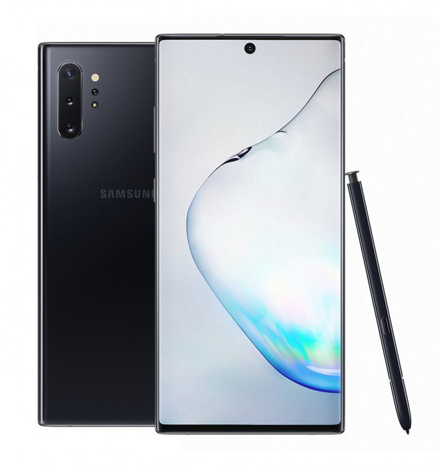 Samsung chính thức công bố bộ đôi Galaxy Note 10 và Note 10+: Rẻ nhất 22 triệu đồng - Ảnh 1.