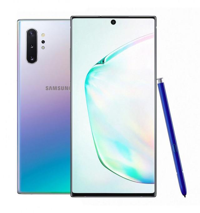 Samsung chính thức công bố bộ đôi Galaxy Note 10 và Note 10+: Rẻ nhất 22 triệu đồng - Ảnh 2.