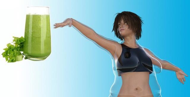 Uống nước ép cần tây hàng ngày có thể ngăn ngừa ung thư - Ảnh 1.