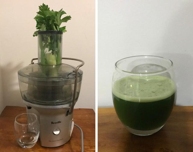Uống nước ép cần tây hàng ngày có thể ngăn ngừa ung thư - Ảnh 2.