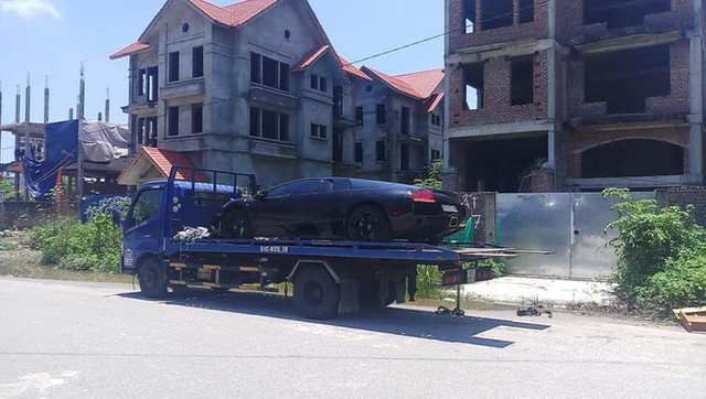Đại gia Hải Phòng âm thầm tậu Lamborghini Murcielago LP640-4 màu cốm độc nhất Việt Nam - Ảnh 3.