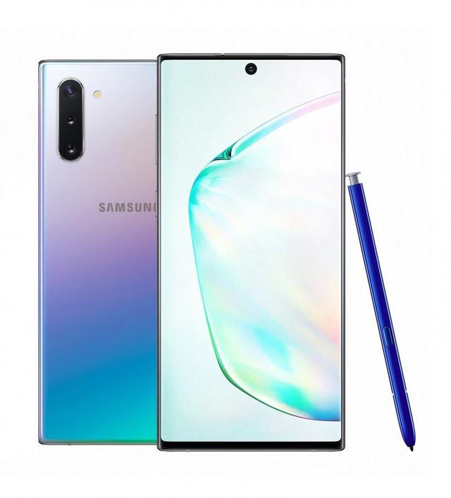 Samsung chính thức công bố bộ đôi Galaxy Note 10 và Note 10+: Rẻ nhất 22 triệu đồng - Ảnh 4.