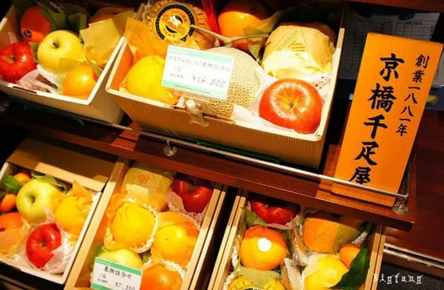 Bên trong cửa hàng trái cây tươi đắt nhất Nhật Bản - Ảnh 8.